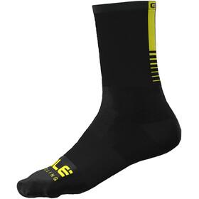 Alé Cycling Light Socks 16cm Men, black